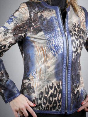 Női bőrkabát Berre – K200208