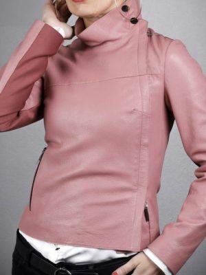 Női bőrkabát Belemir – K200237