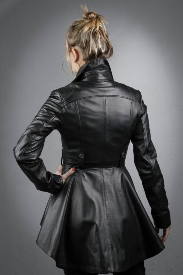 Női bőrkabát Beltun – K200246