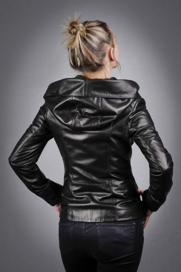 Női bőrkabát Dilan – K200219