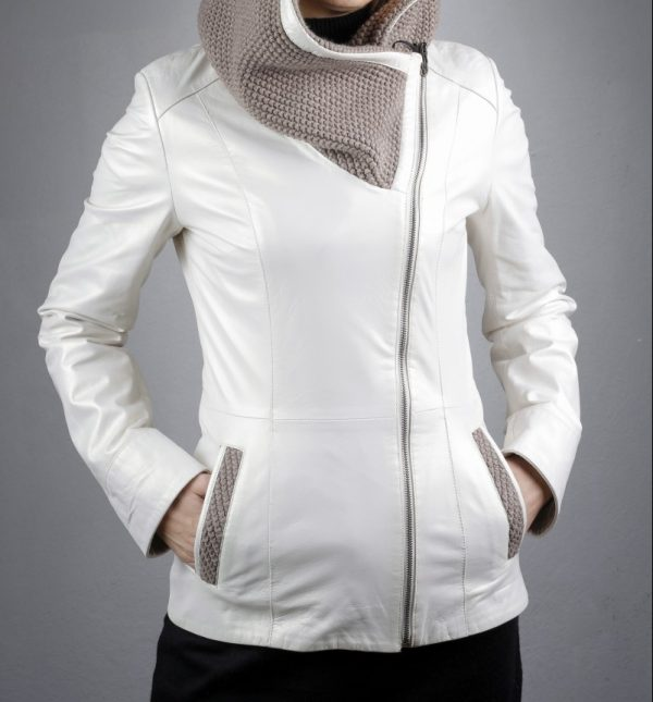 Női bőrkabát Cannur – K200203
