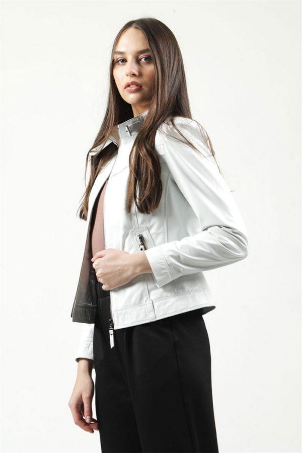 Női bőrkabát Aykal – K200214