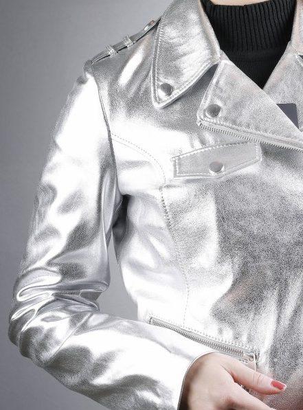 Női bőrkabát Bade – K200200