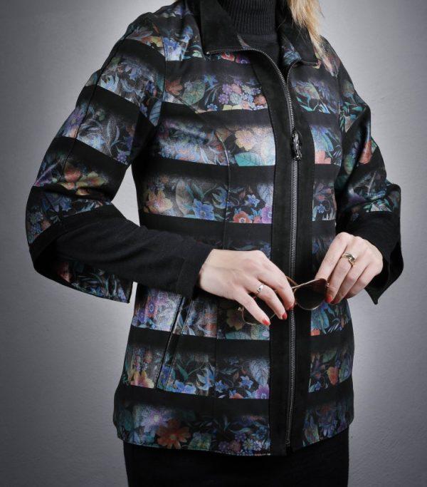 Női bőrkabát Arya – K200207