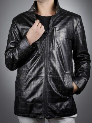 Férfi bőrkabát Liam – 100300