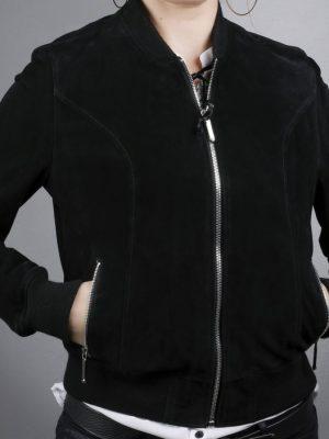 Női bőrkabát Anka – K200249