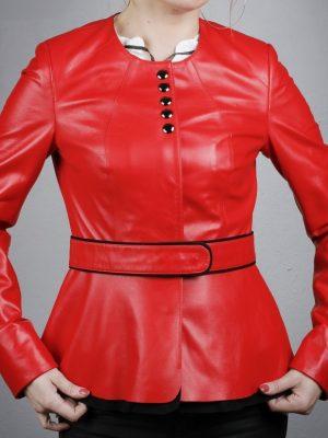 Női bőrkabát Belma – K200250