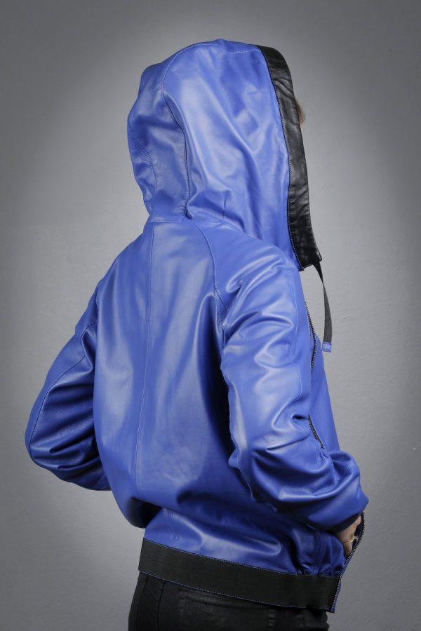 Női bőrkabát Almila – K200251
