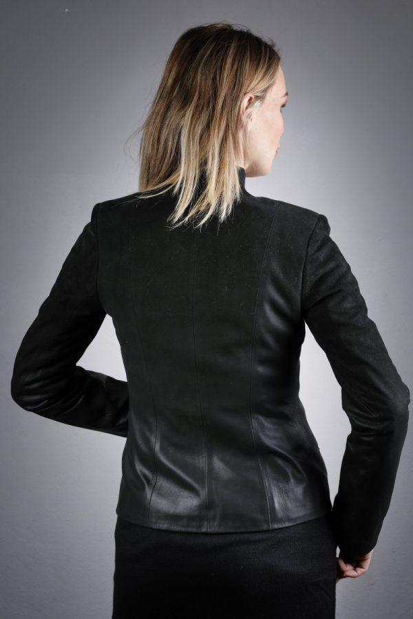 Női bőrkabát Diler – K200221
