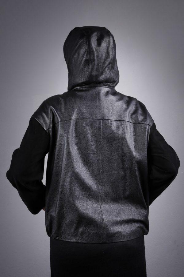Női bőrkabát Duygu – K200224