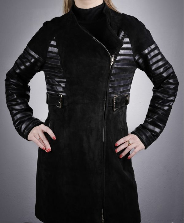 Női bőrkabát Dicle – K200225