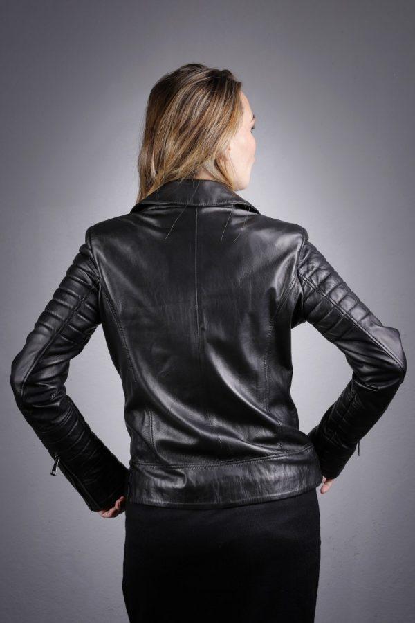 Női bőrkabát Dolunay – K200226