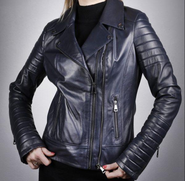 Női bőrkabát Beren – K200229