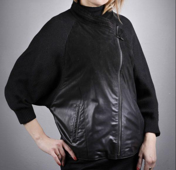 Női bőrkabát Eda – K200231