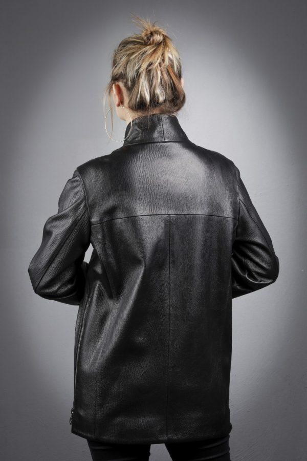 Női bőrkabát Gonca – K200268