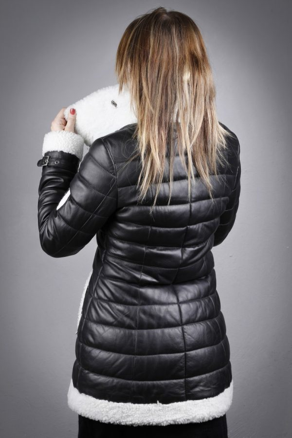 Női bőrkabát Derin – K200223